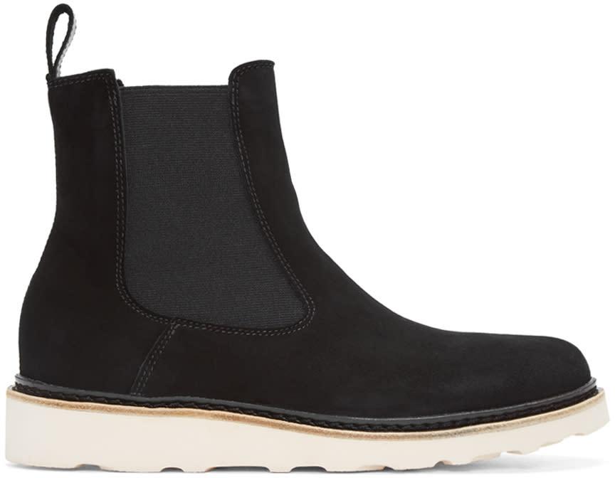 Diemme Black Suede Verona Boots