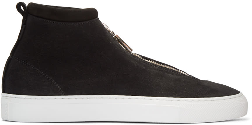 Diemme Black Kudu Fontesi High-top Sneakers