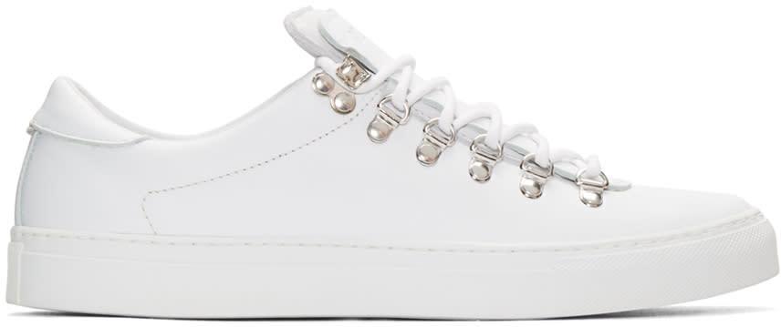 Diemme White Marostica Sneakers