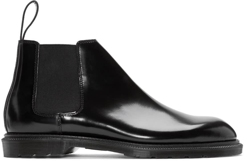 Dr. Martens Black Wilde Chelsea Boots