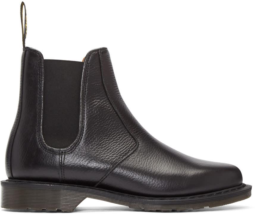 Dr. Martens Black Victor Boots