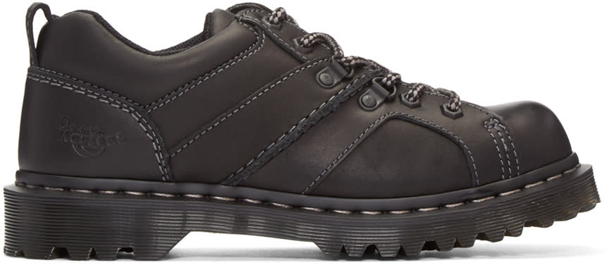 Dr. Martens Black Finnegan Shoes