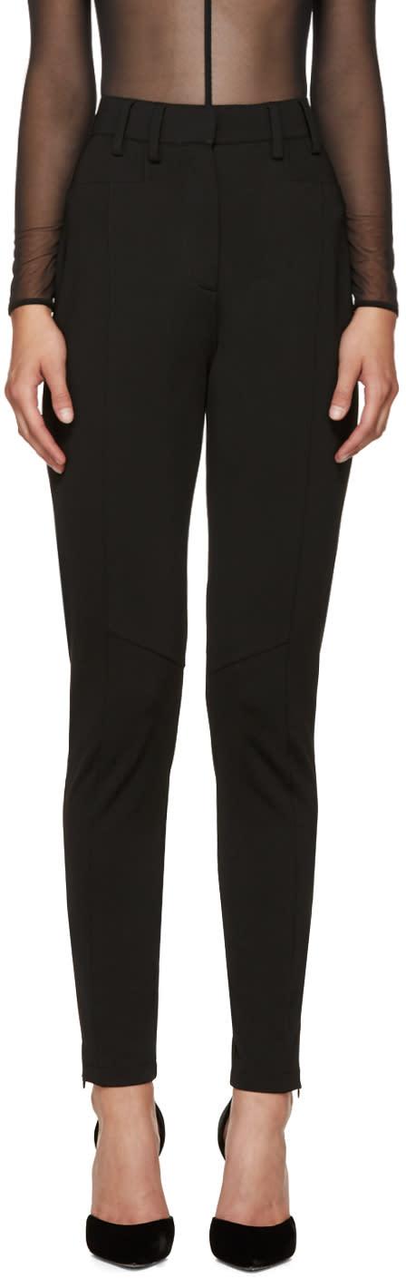 Altuzarra Black Biddy Trousers
