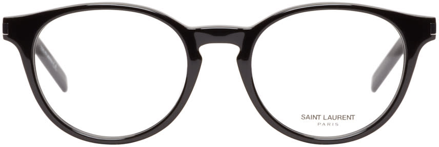 Saint Laurent Black Sl 25 Optical Glasses
