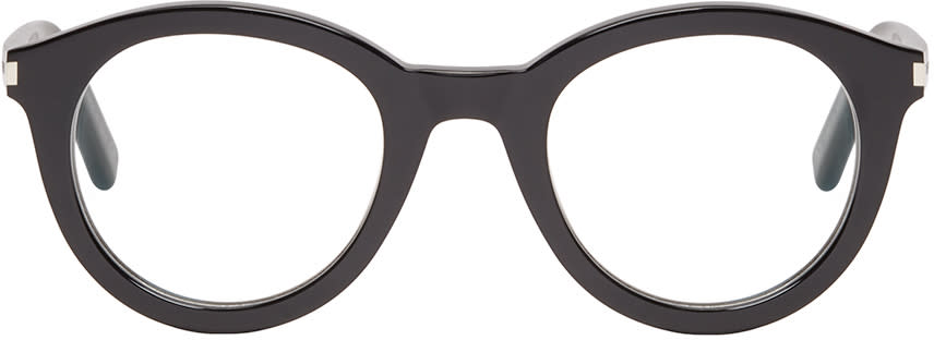 Saint Laurent Black Sl 105 Optical Glasses