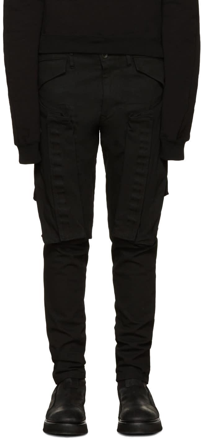 Julius Black Pocket Jeans