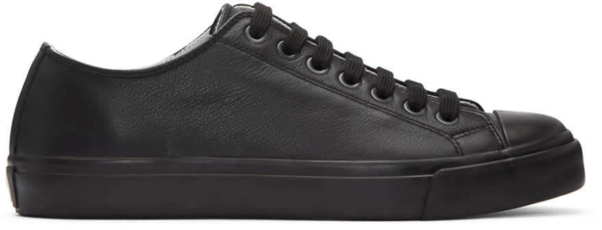 Ps By Paul Smith Black Indie Sneakers