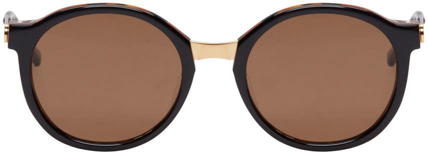 Thierry Lasry Black Advisory Sunglasses