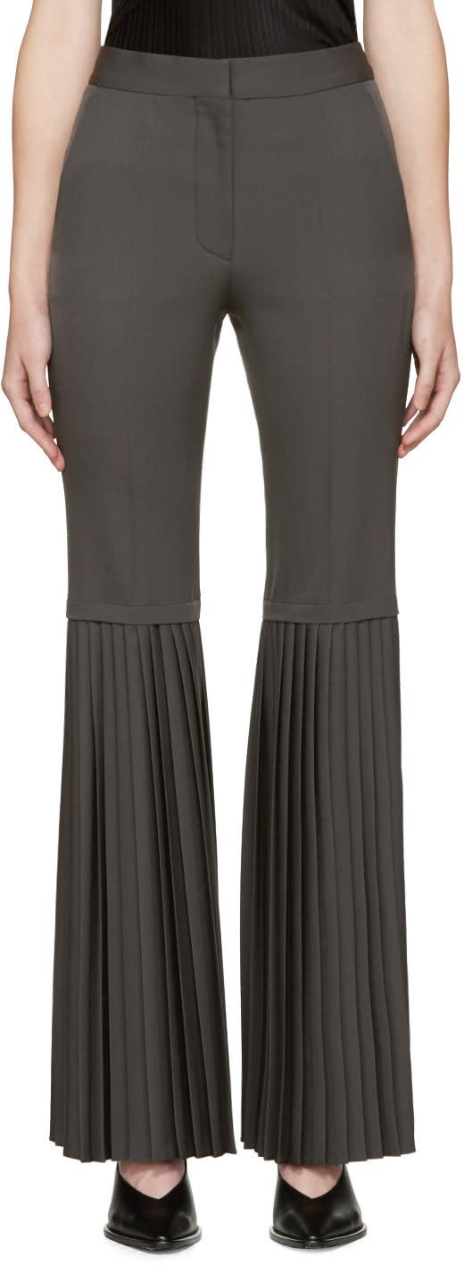 Stella Mccartney Grey Chellini Trousers