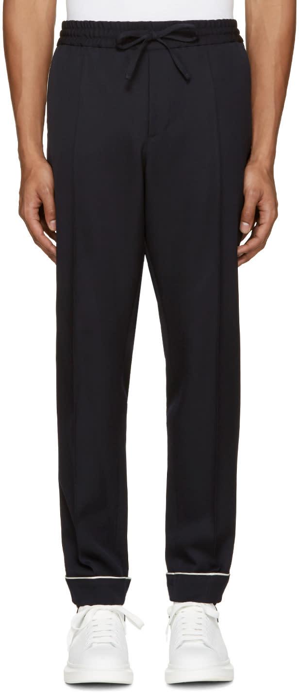 Valentino Navy Pyjama Trousers