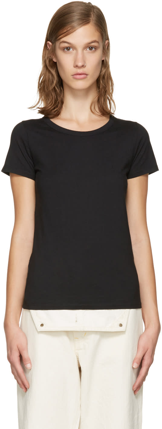 Visvim Black Ultimate T-shirt