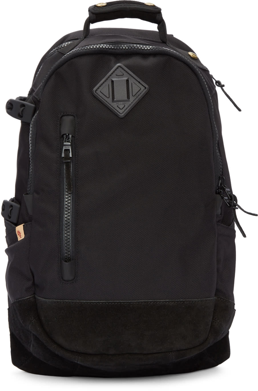 Visvim Black Ballistic 20l Backpack