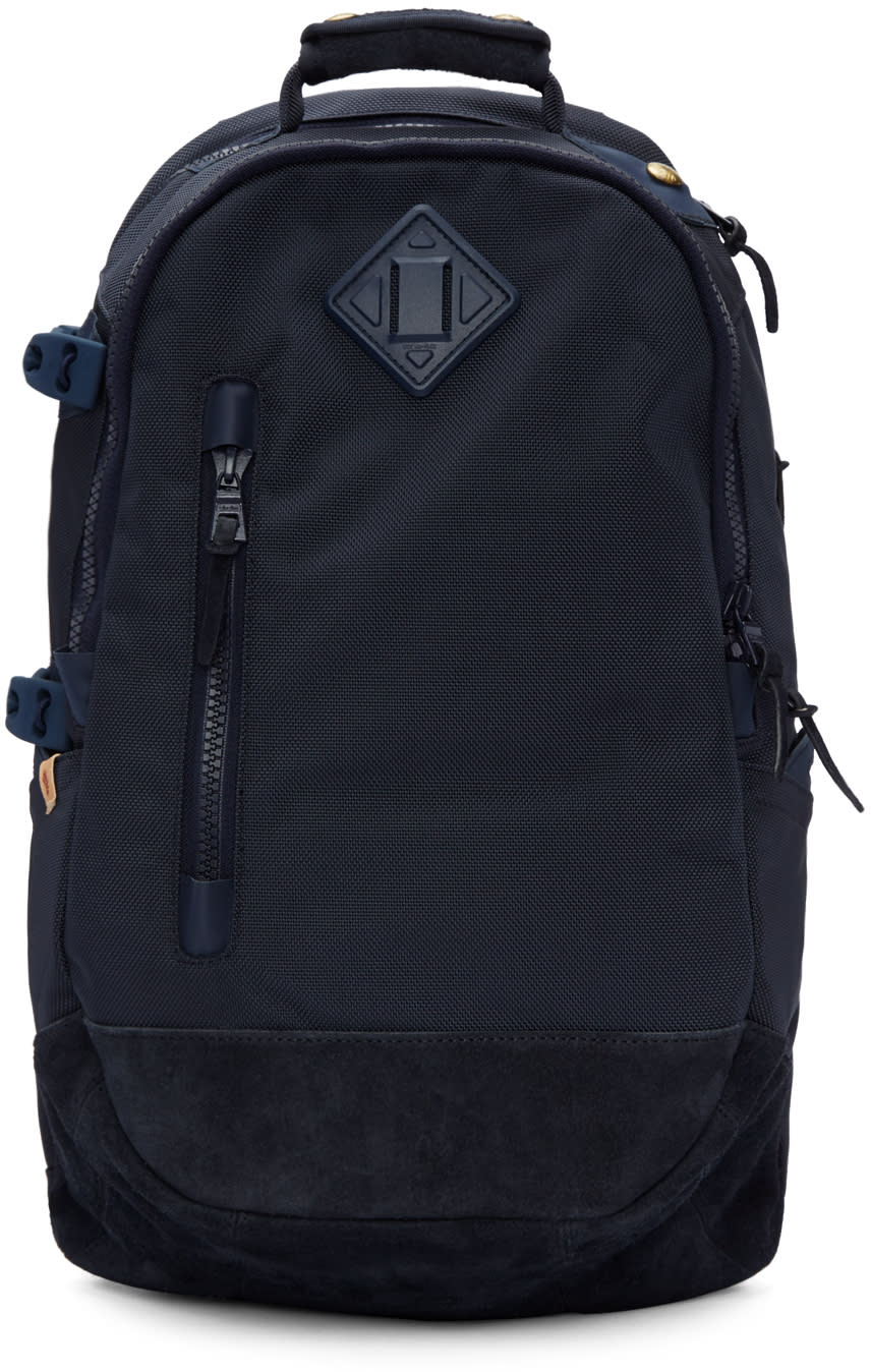 Visvim Navy Ballistic 20l Backpack