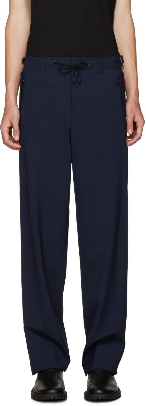 Tim Coppens Navy Nd Trousers