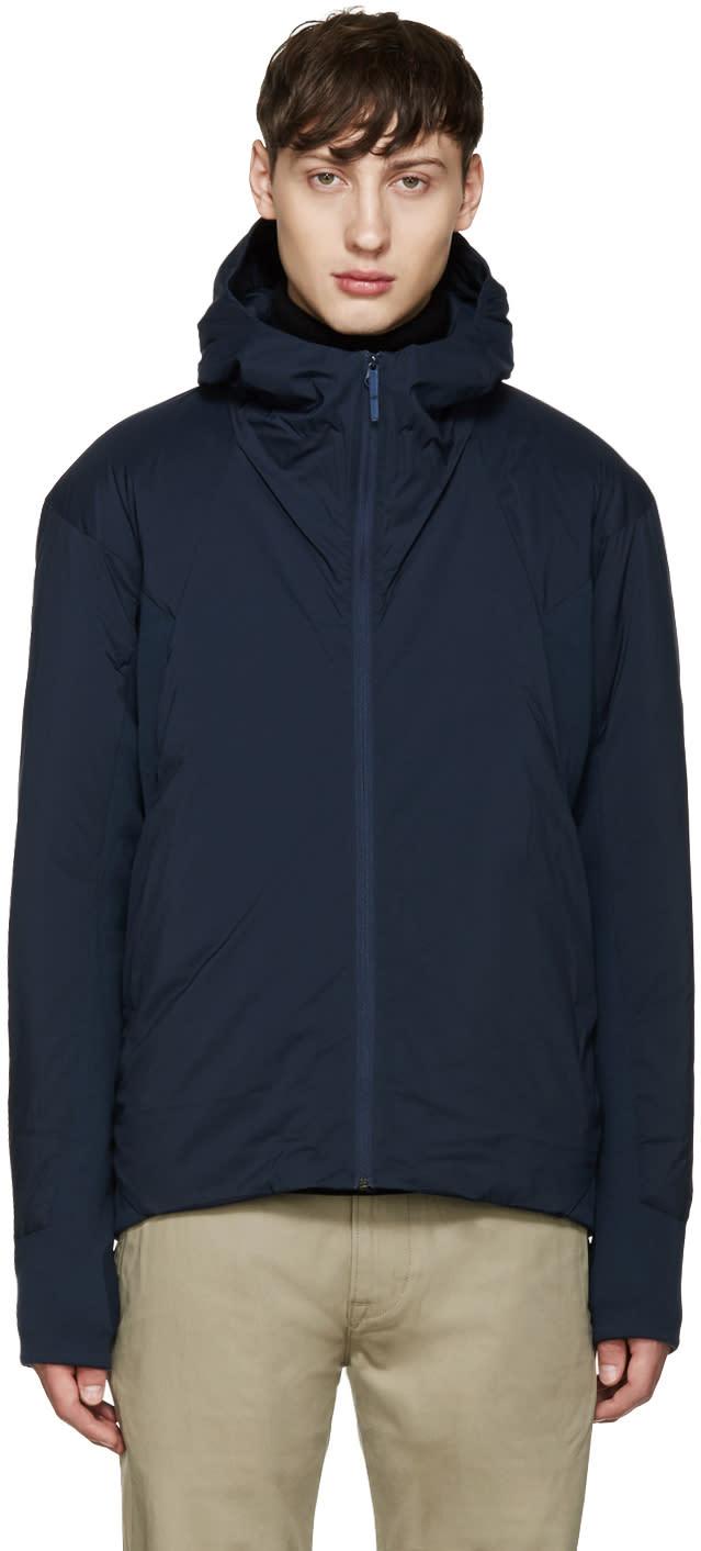 Arcteryx Veilance Navy Mionn Is Comp Jacket