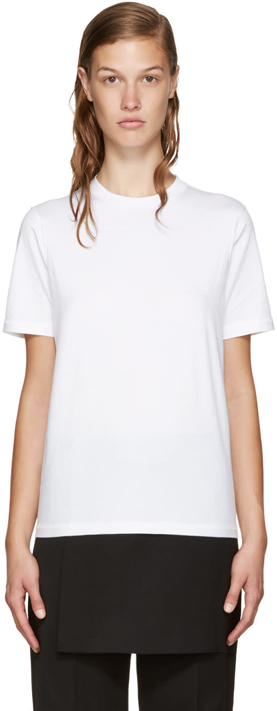 Yang Li White lonely Ones T-shirt