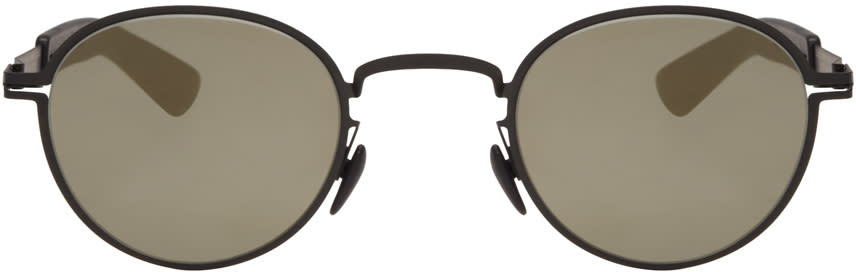 Mykita Black Quince Sunglasses