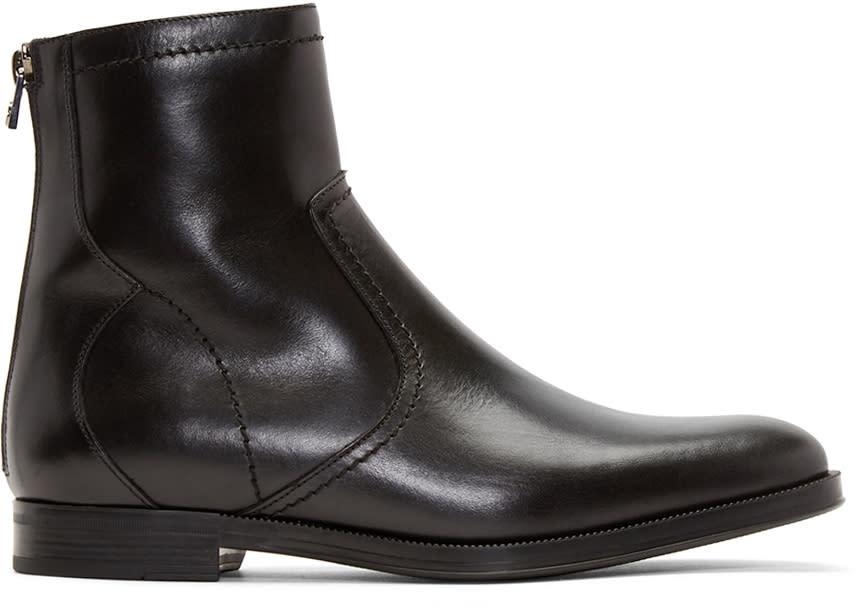 Jimmy Choo Black Pablo Boots