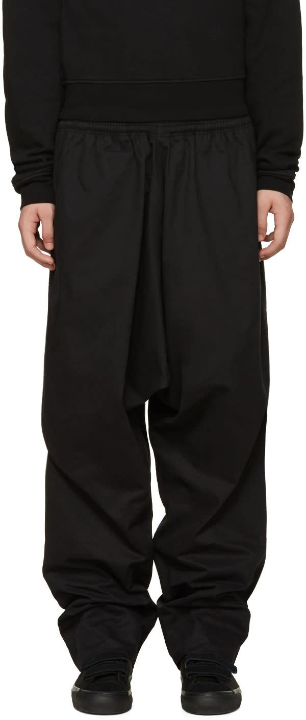 Marcelo Burlon County Of Milan Black Antisana Pant