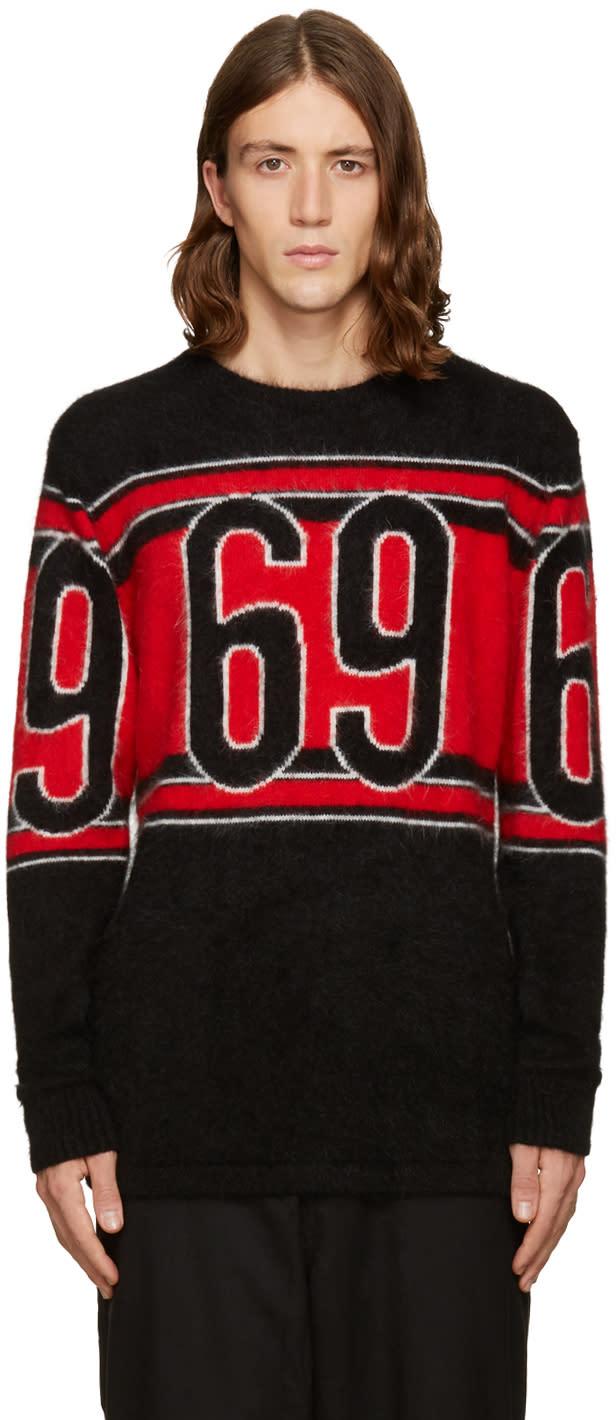 Hood By Air Black Kurt 69 Sweater