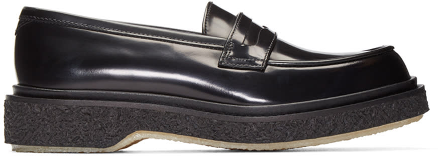 Adieu Black Type 5c Loafers