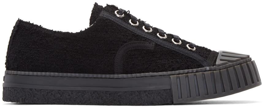 Adieu Black Textile Type W.o. Sneakers