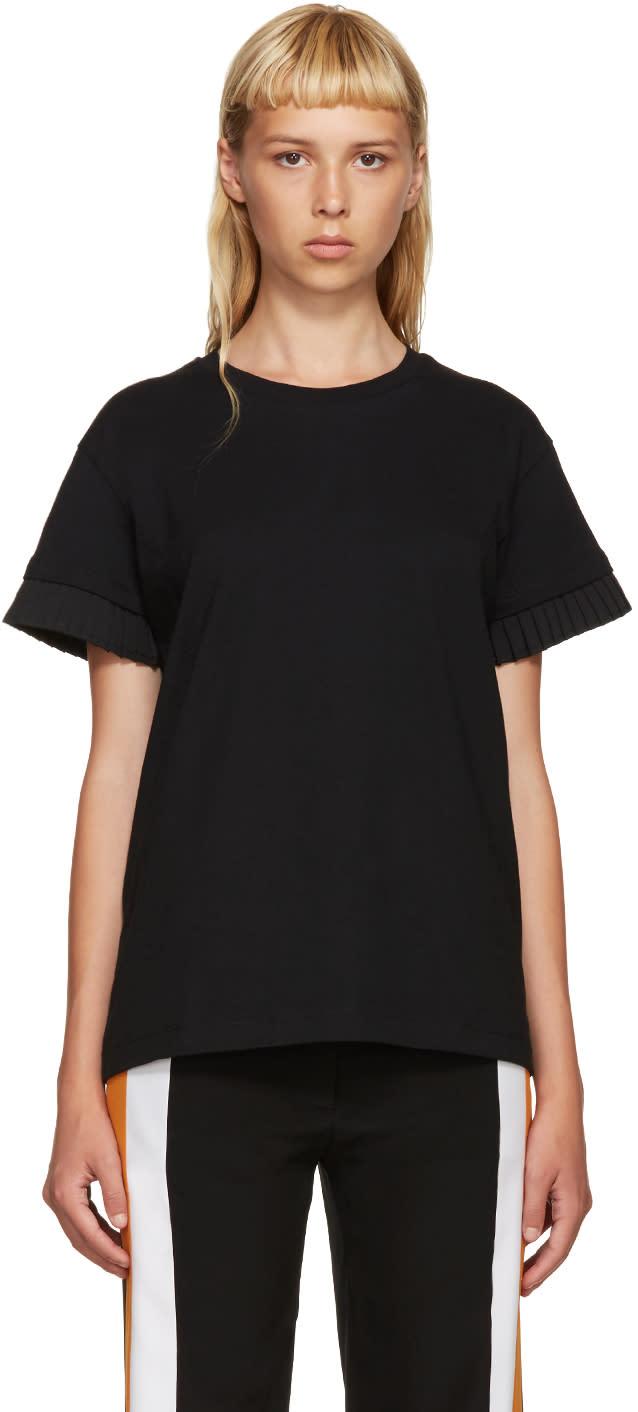 Mother Of Pearl Black Jordan T-shirt