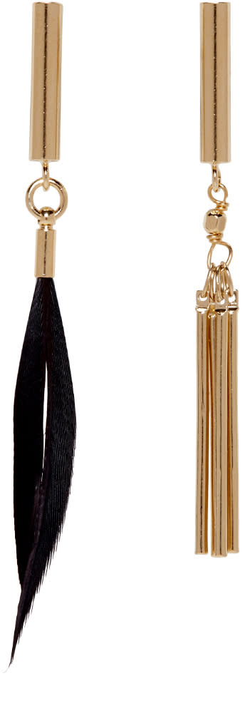 Isabel Marant Gold Biennale Earrings