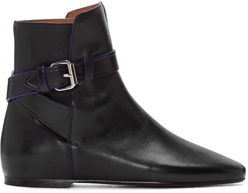 Isabel Marant Black Robyn Boots