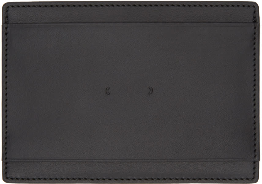 Pb 0110 Black Cm 9 Card Holder