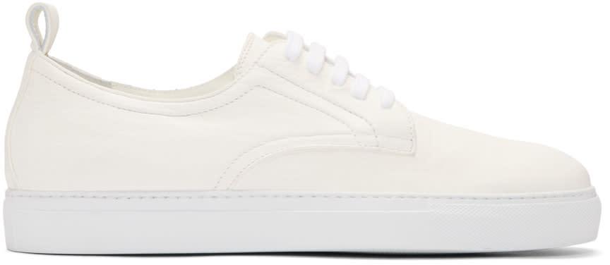 Ad Ann Demeulemeester White Arid Sneakers
