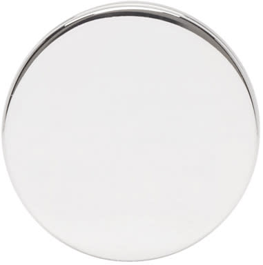 Vetements Silver Plug Earring
