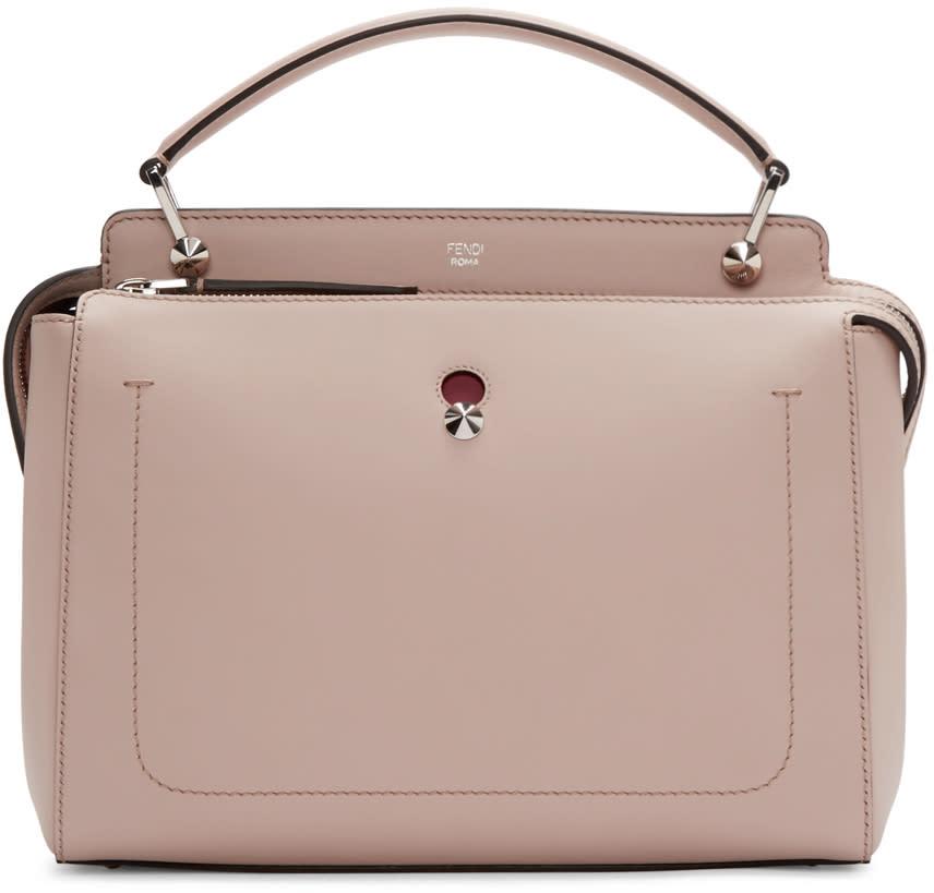 Fendi Pink Dotcom Bag