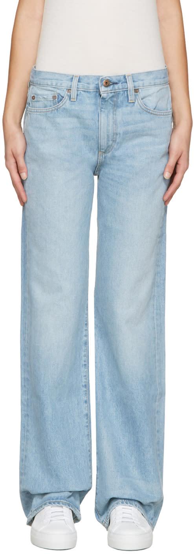 Simon Miller Blue W006 Piedra Jeans