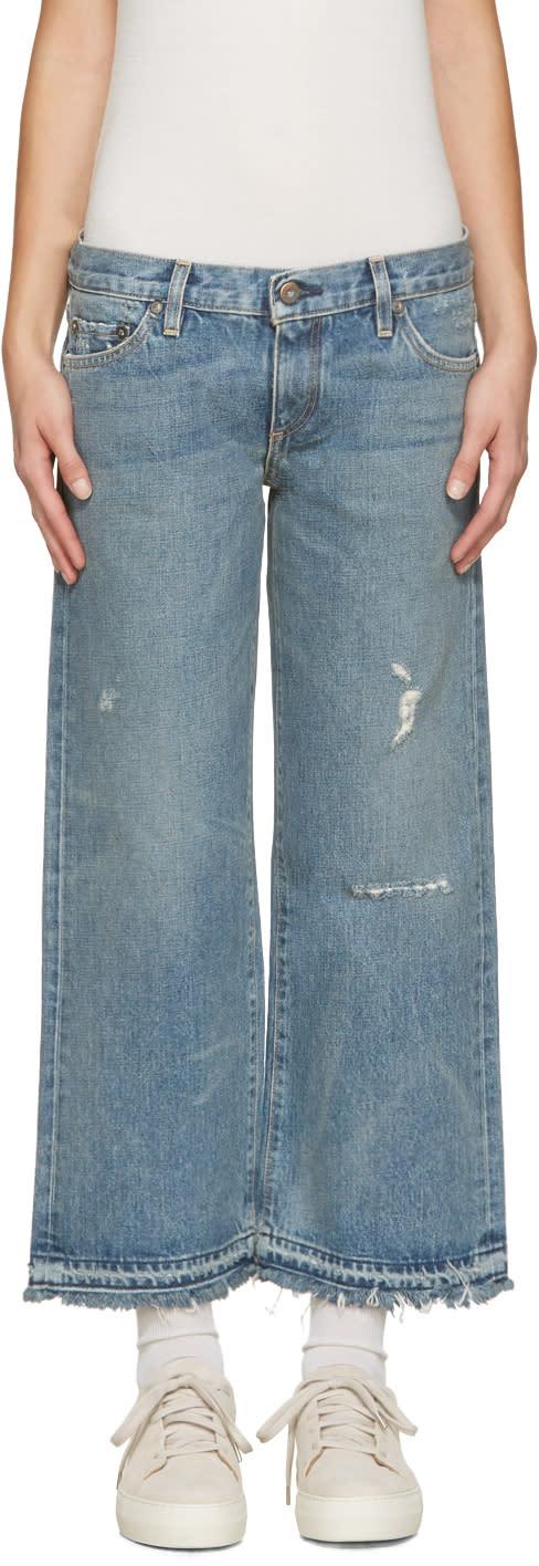 Simon Miller Indigo W005 Aya Jeans