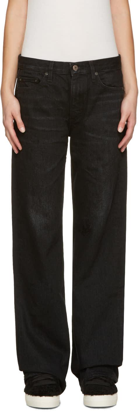 Simon Miller Black W006 Meer Jeans
