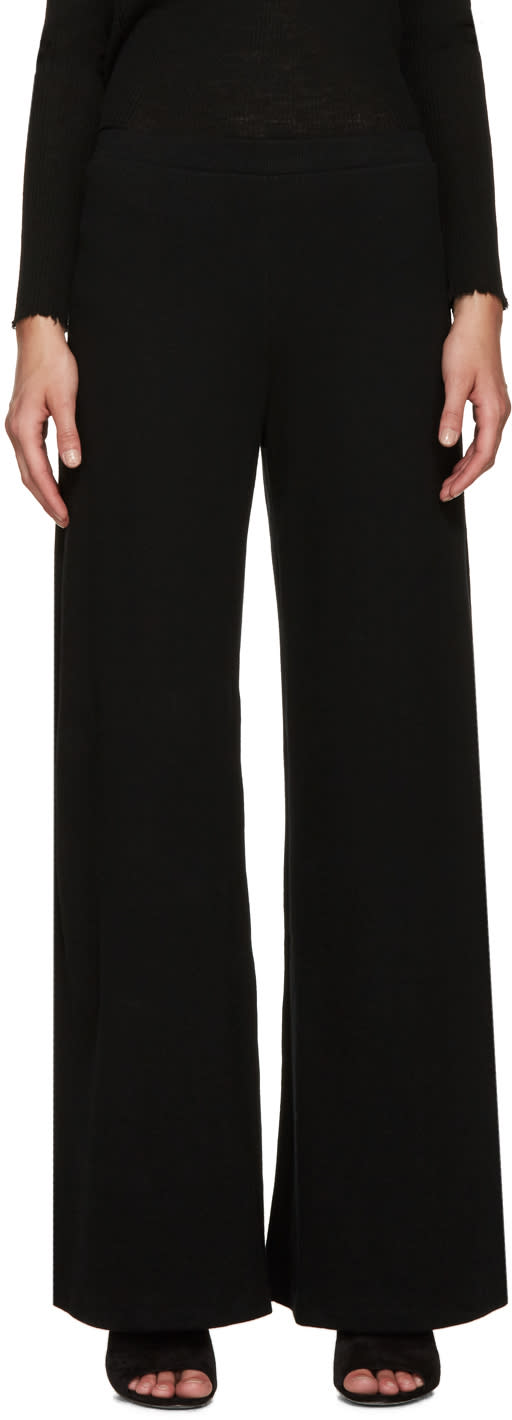 Simon Miller Black Rian Lounge Pants
