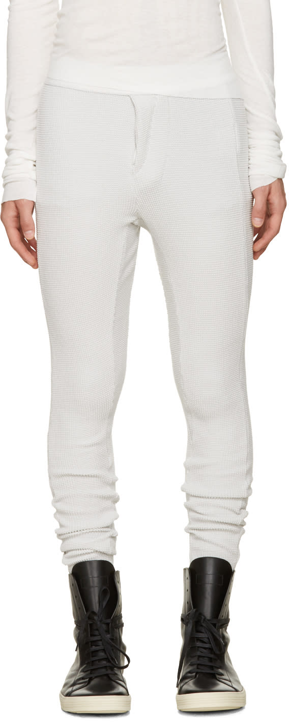 Nilos Off-white Sarouel Lounge Pants