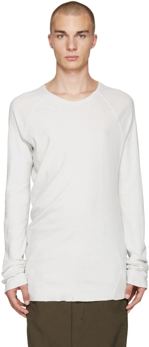 Nilos Grey Raglan T-shirt