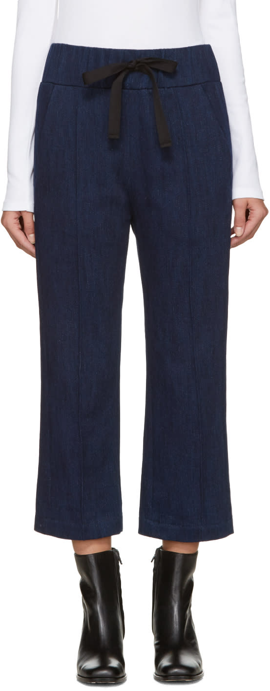 Atea Oceanie Indigo Denim Lounge Pants