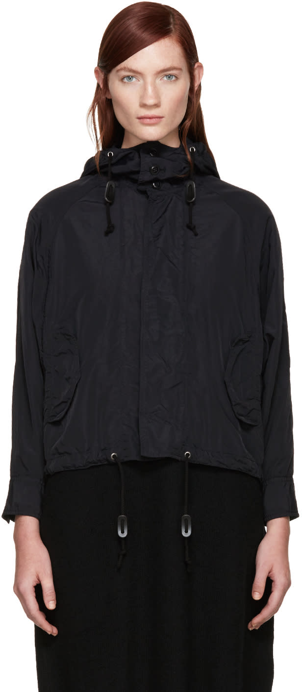 Ys Black K-raglan Jacket