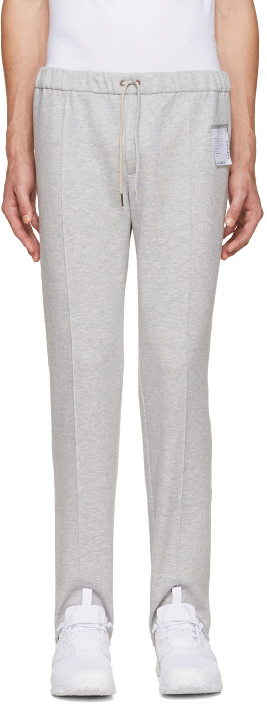 Satisfy Grey Stirrup Lounge Pants