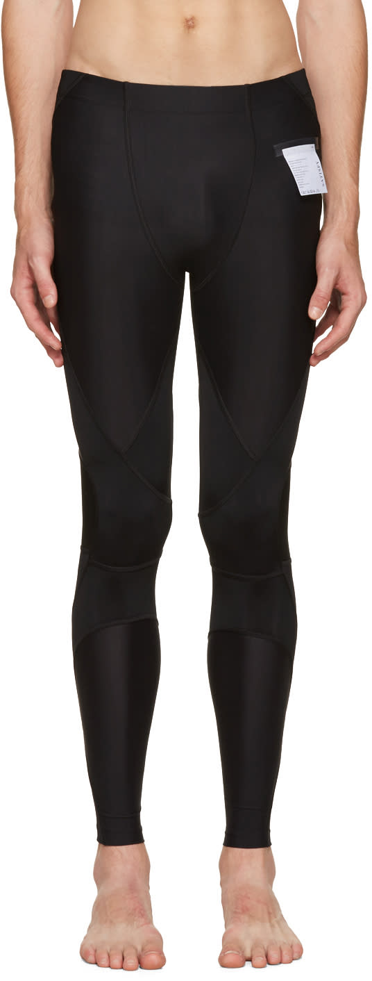 Satisfy Black Compression Leggings