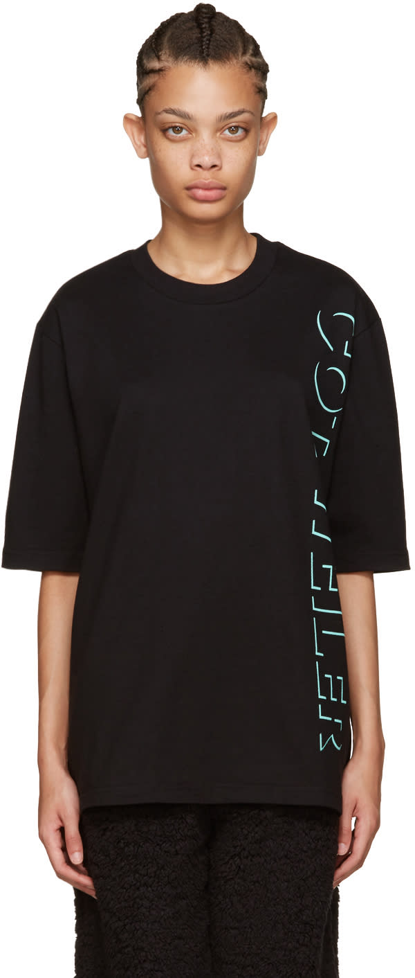Cottweiler Black Glaze T-shirt