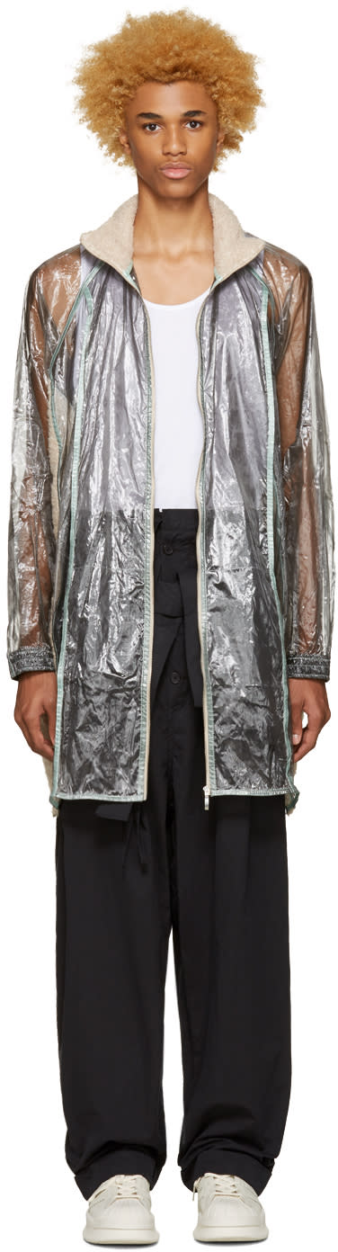 Cottweiler Grey Fume Coach Jacket