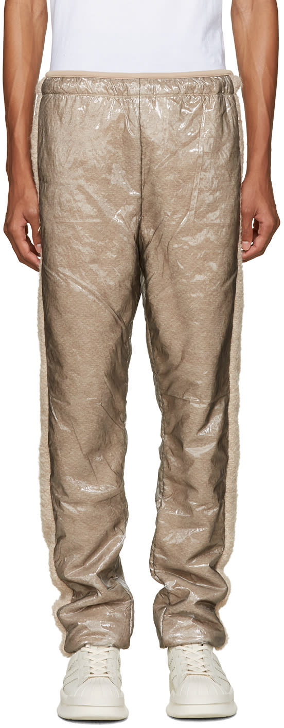 Cottweiler Beige Layered Glaze Lounge Pants