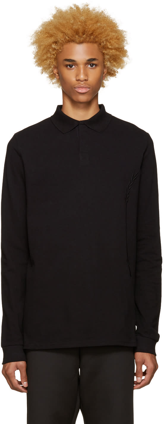 Cottweiler Black Wheat Polo