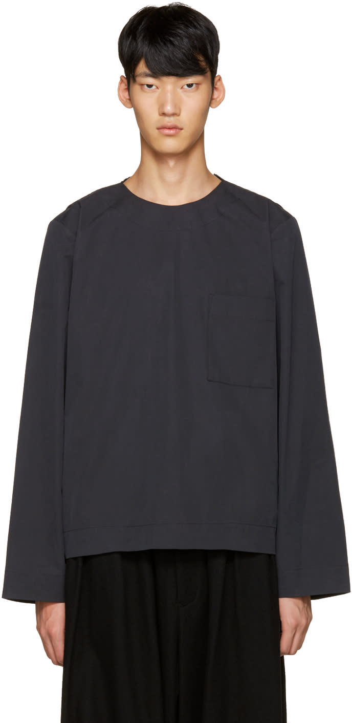Craig Green Black Pocket Shirt