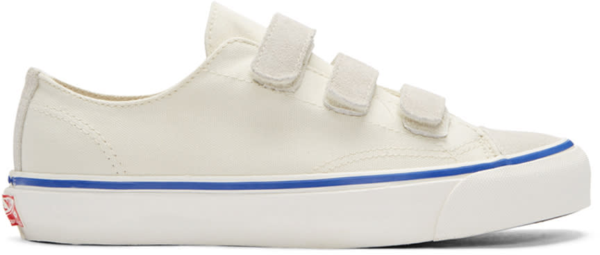 Vans Ivory Og Prison Issue Lx Sneakers