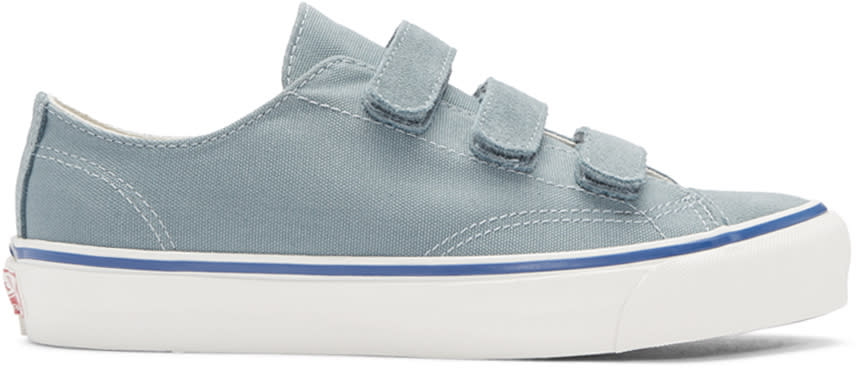 Vans Blue Og Prison Issue Lx Sneakers